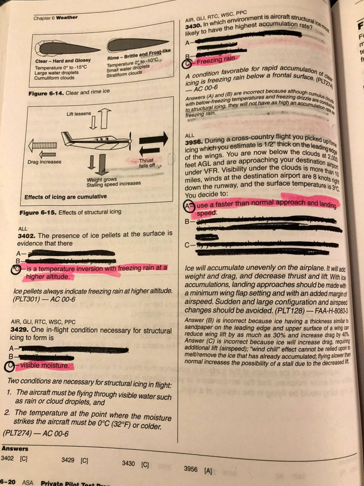 How I Aced the FAA Private Pilot Written Exam Before I