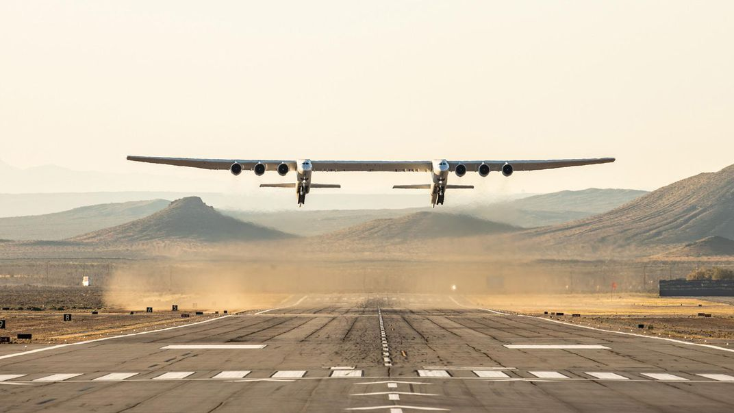 Stratolaunch Carrier Aircraft
